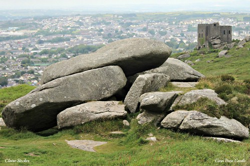 Carn Brea Castle by Stocker Images