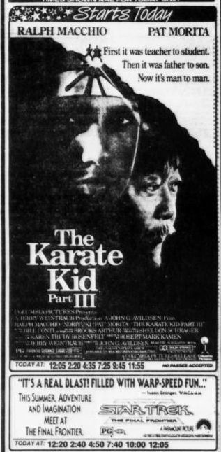KK3 movie ad