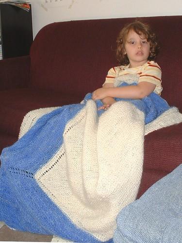 cutie new blanket 06-27-13