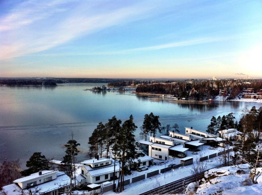 Soukanranta - Espoo, Finland - Around Guides