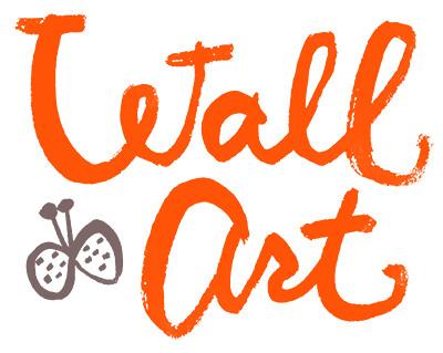 Wall Art Lettering