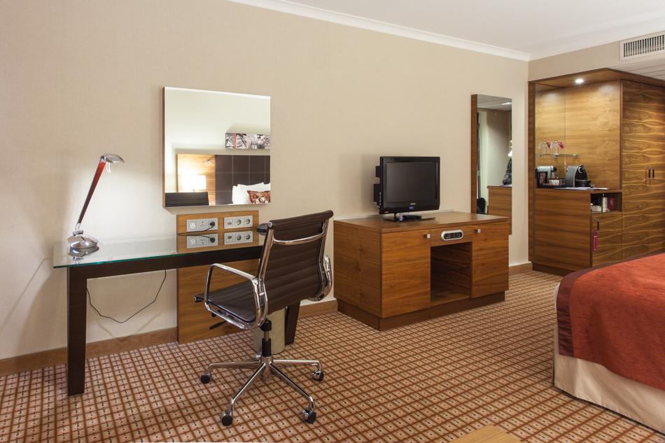 Interieurfotografie Crowne Plaza Hotel Amsterdam-Schiphol