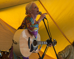 Glastonbury 2013 - Anthea Neads And Andy Prince