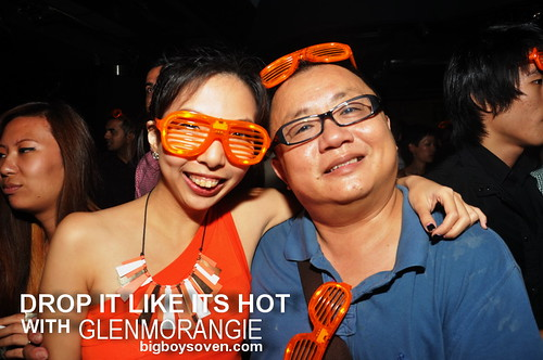 DROP IT LIKE ITS HOT WITH GLENMORANGIE 8