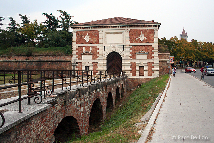 Porta San Zeno. © Paco Bellido, 2006
