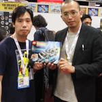 Me and Masashi Togami