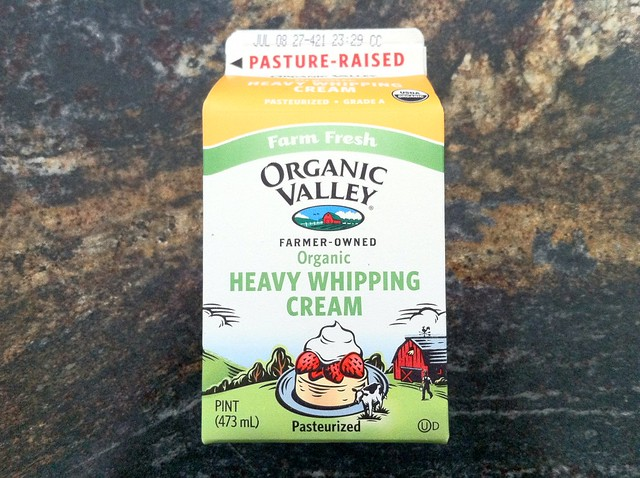 Oranic Heavy Whipping Cream