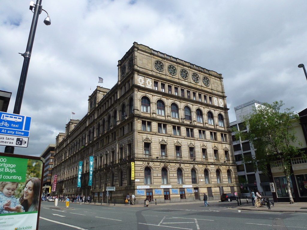 Hotels Near Bridgewater Hall
