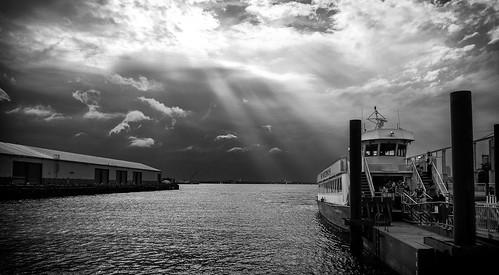 Governor's Island Ferry Landing