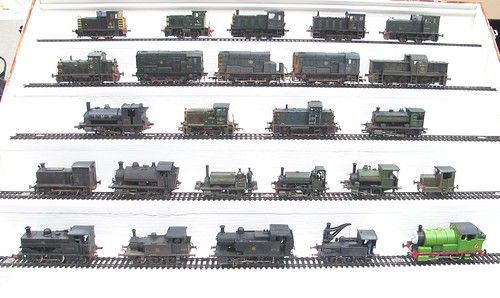 Shunter Display