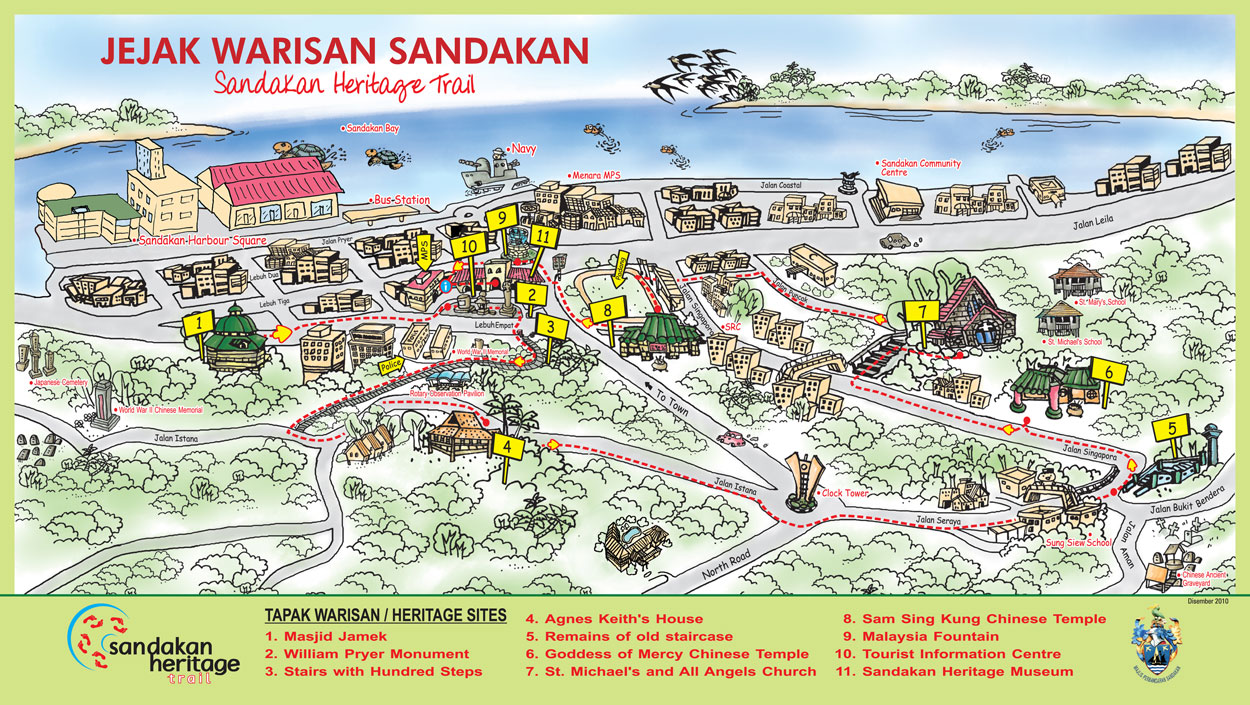 What To Do In Sandakan? Places Of Attractions and Activities You