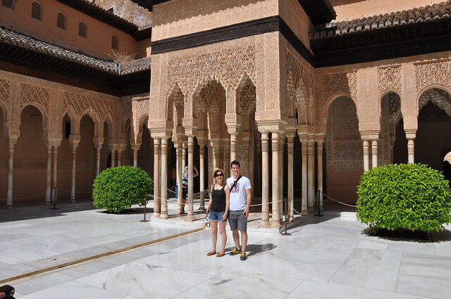 Alhambra - Palace of the Lions
