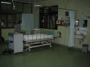 Icu Hall Ruang Rawat Inap Icu2 Rumah Sakit Santo Borromeus Flickr