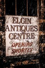 Elgin Antique centre