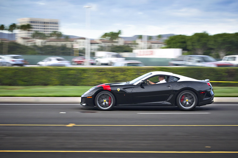 Ferrari 599 GTO Racing Livery