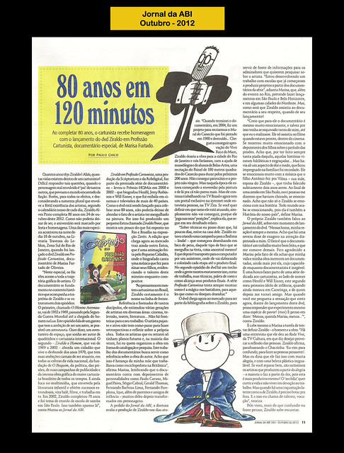 Jornal da ABI - outubro/2012