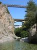 Les trois ponts du Vechju (photo du site U Paradisu) http://www.paradisu.info/)