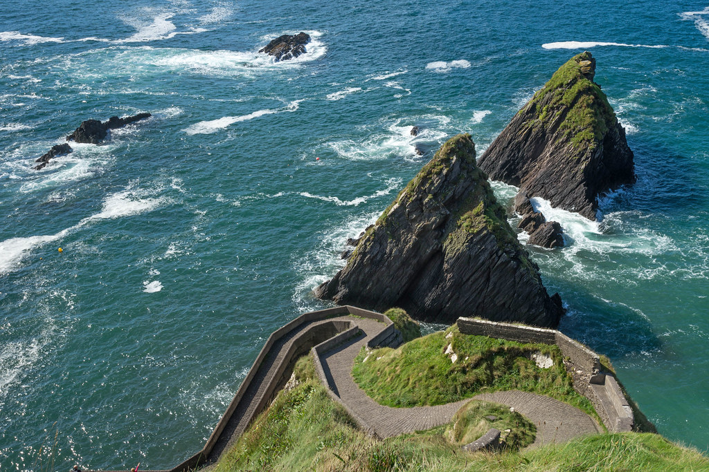 The Slea Head Drive - Dingle Peninsula