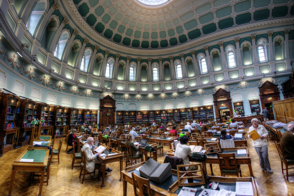 National Library - Dublin