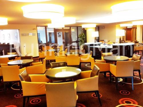Renaissance Olympic Hotel 06 - Executive Lounge