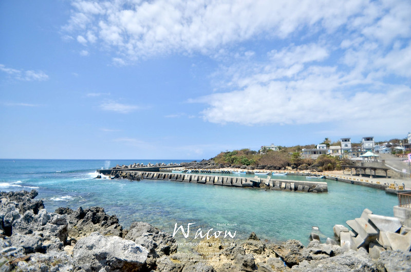 小琉球海仔口漁港