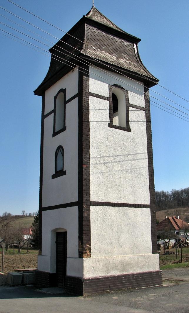 Zvonica v Novej Vsi