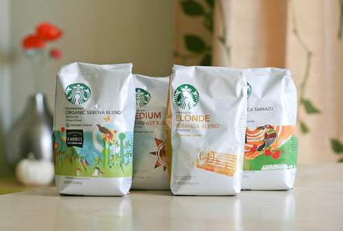 Moderate Couponing: Starbucks stock-up!