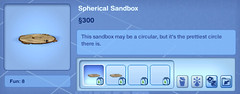 Spherical Sandbox