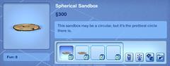 Spherical Sandbox