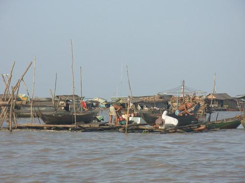 Siem Reap-Battambang - bateau (4)