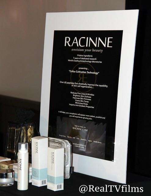 Racinne Cosmetics, Glam In La La Land, Hollywood Improv