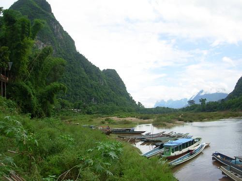 Nong Khiaw-Ngoi-bateau (48)