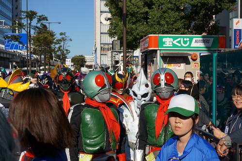 Kawasaki Halloween Parade 2013 01