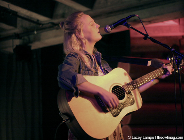 Laura Marling @ Doug Fir Lounge, Portland, OR 10/24/13