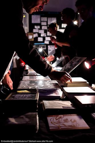 Embedded: vente de disques