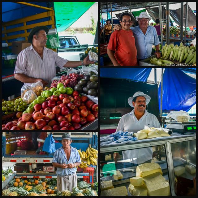 San Ramon Costa Rica Farmers Market Farmers