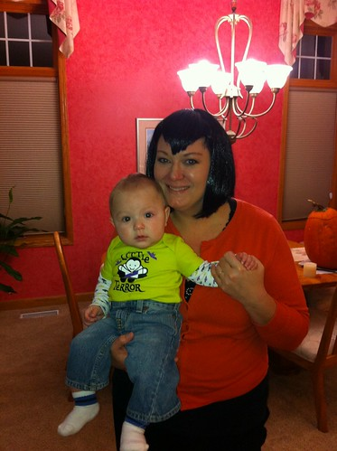 bretton mommy halloween
