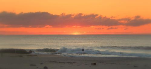 sunrise newjerseyshore beachscapes mygearandme blinkagain