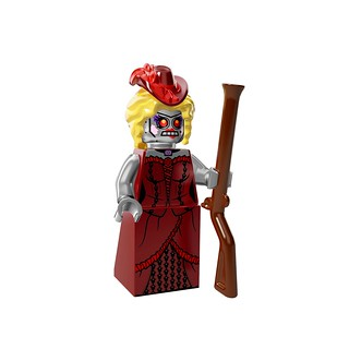 LEGO The Movie 71004 - Collectible Minifigures - Calamity Drone