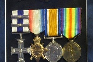 Alfred Youdale's medals