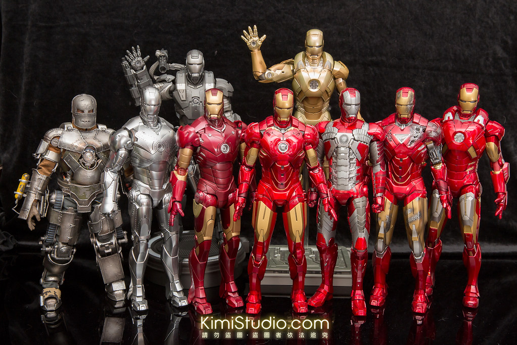 2013.10.31 Hot Toys MMS208 Iron Man Mark 21-031