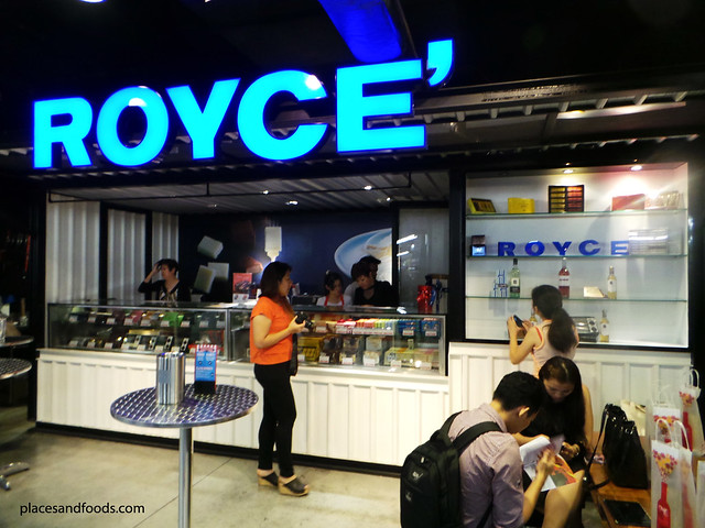 royce ben outlet