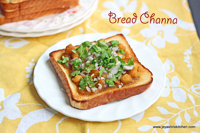Bread-channa