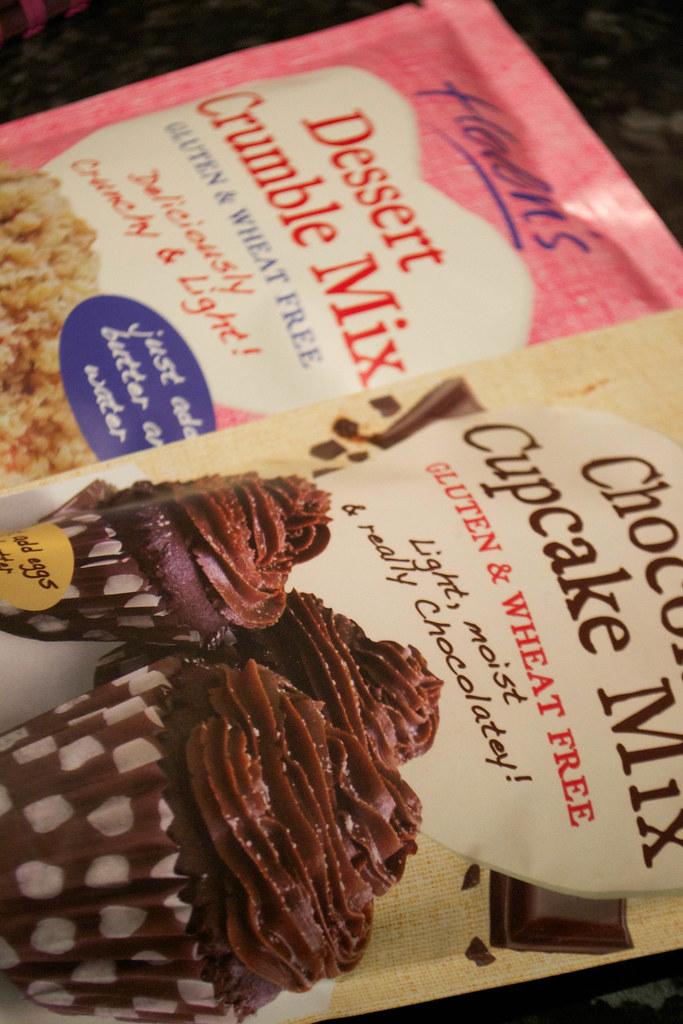 helens gluten free mixes