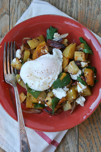 Golden Winter Breakfast Hash 2