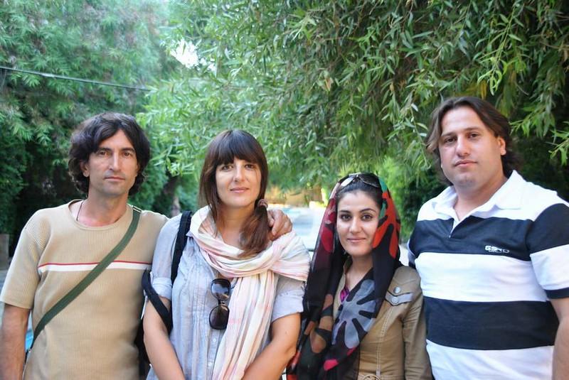 286 Jardines del restaurante de Yazd (1)
