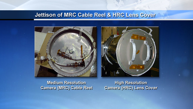 04 Jettison of MRC Cable Reel & HRC Lens Cover
