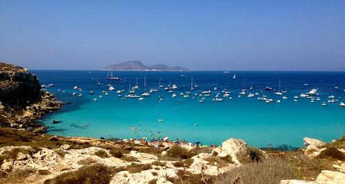 summer panorama beach nature italia mare natura acqua telefono azzurro spiaggia sicilia cala paradiso trapani isola favignana iphone calarossa