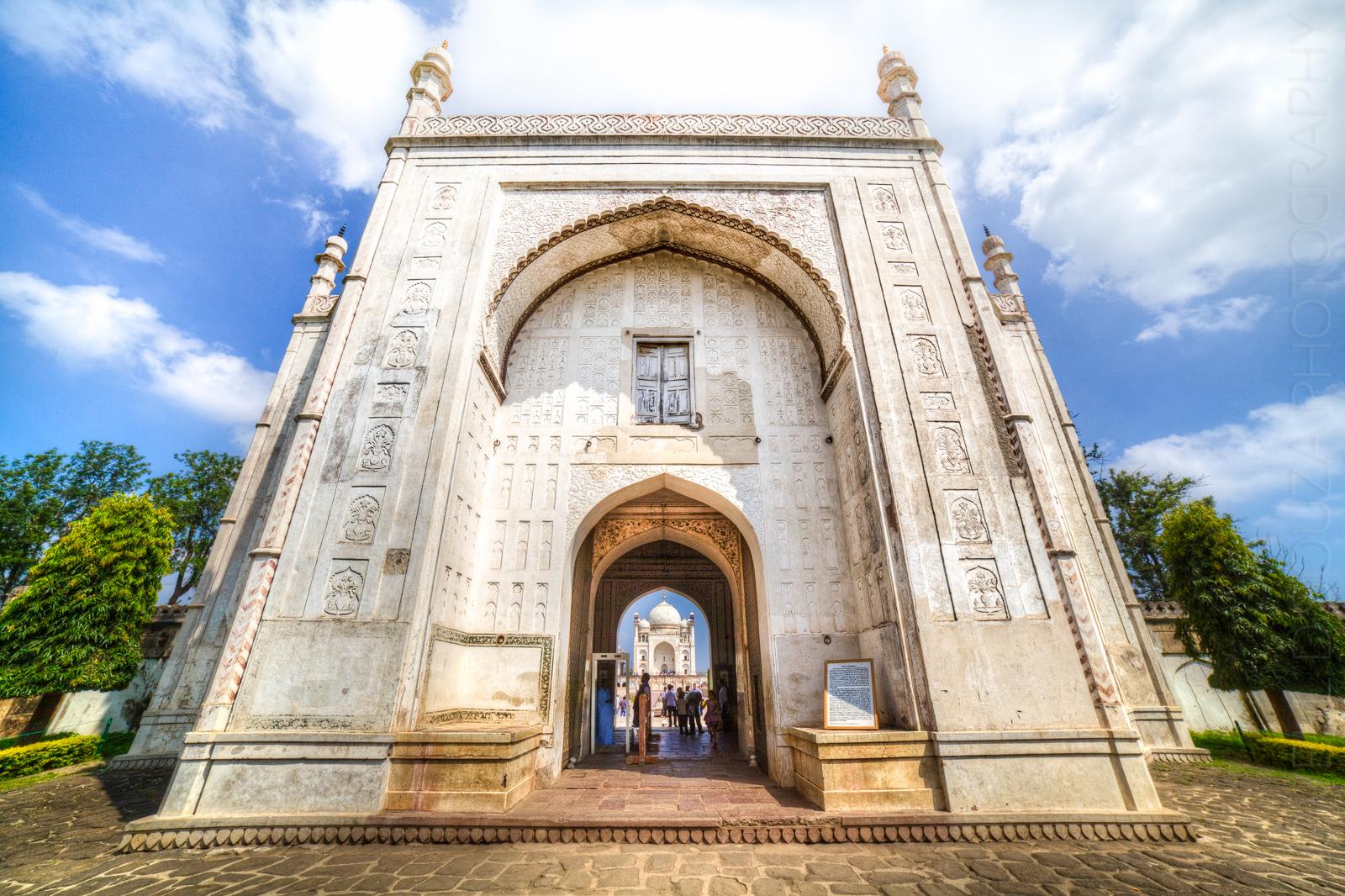 Bibi Ka Maqbara - The Gateway