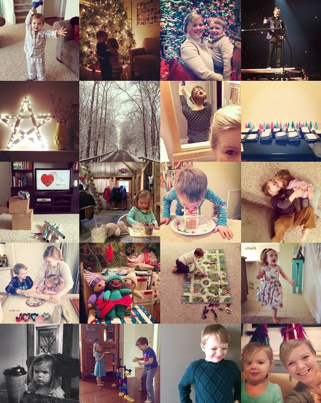 december {in an instagram}